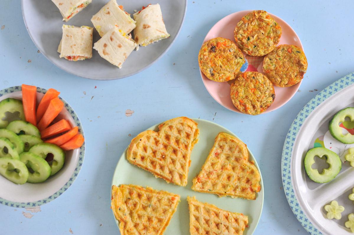 Fingerfood für Kleinkinder Rezepte