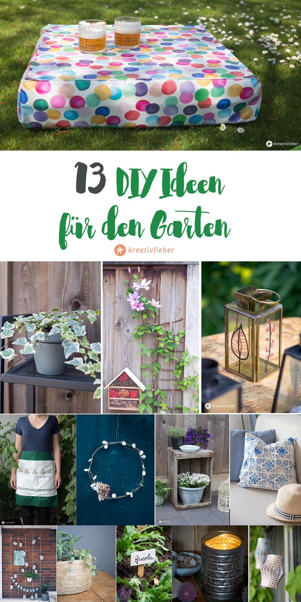 Gartenideen Selbermachen 13 Ideen