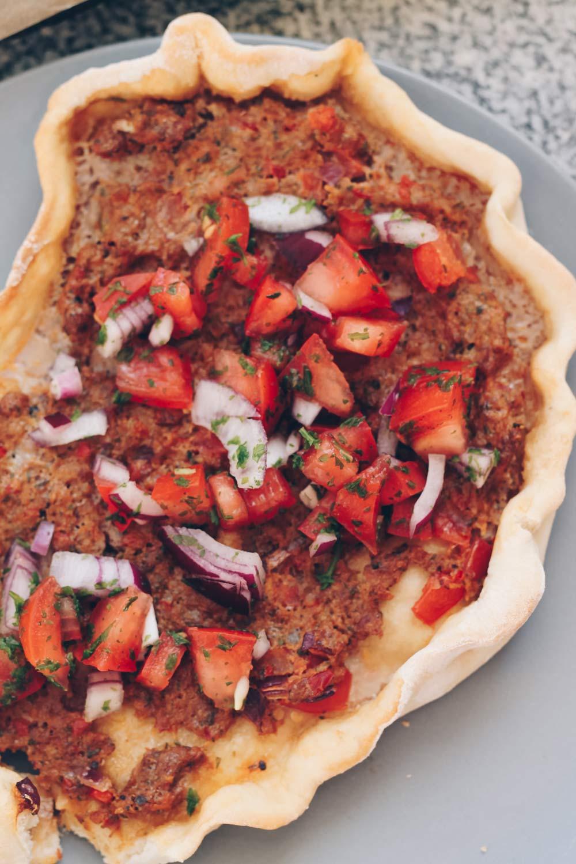 Türkische Pizza selbermachen