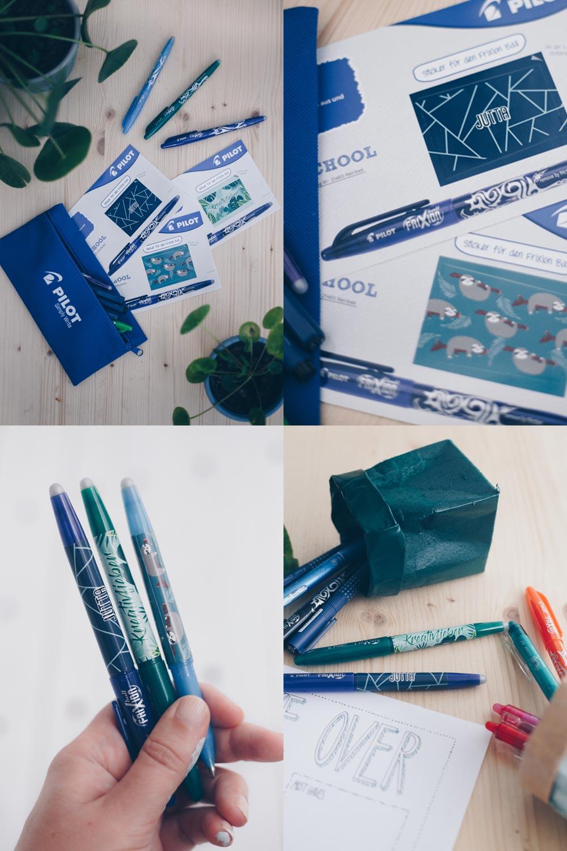 Individuelle Aufkleber für FriXion Ball Stifte bestellen