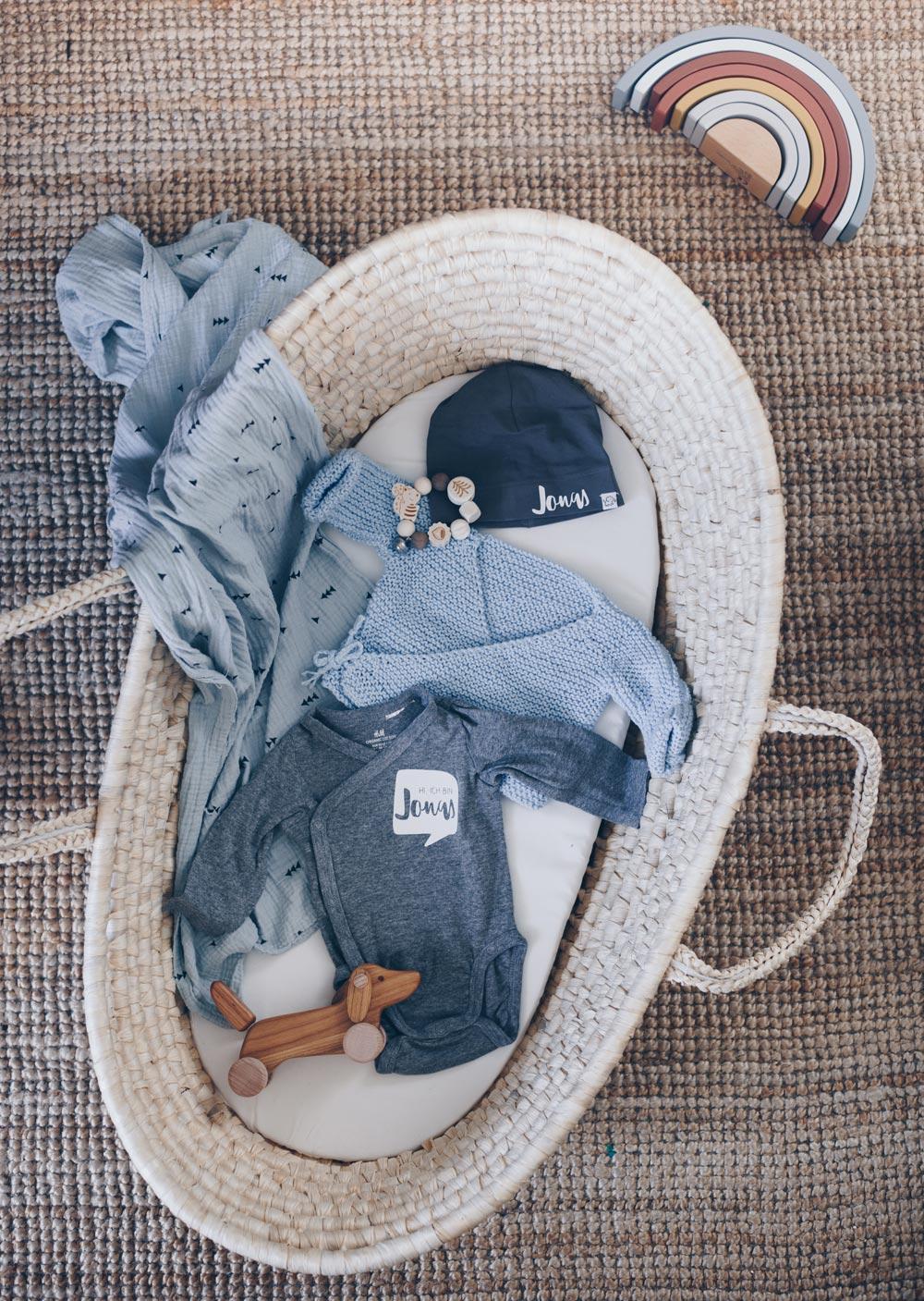 3 DIY Geschenkideen zur Geburt zum Verschicken