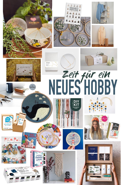 Ideen für ein neues kreatives Hobby - DIY Sets für Anfänger - die schönsten DIY Starter Kits