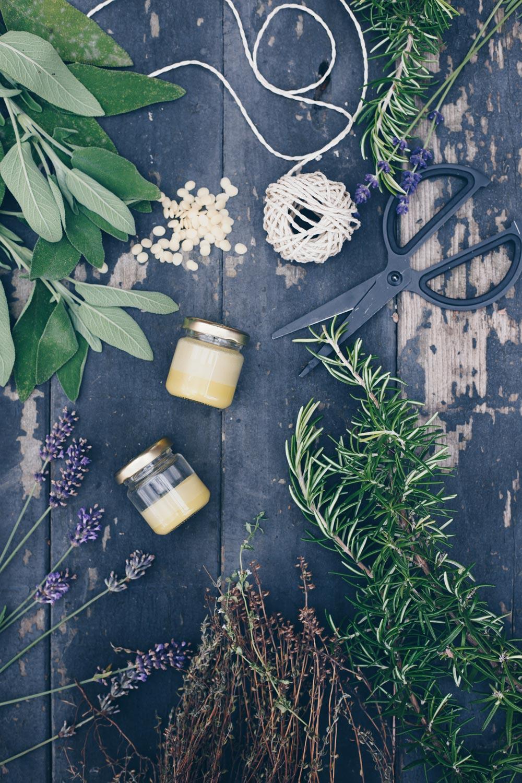 DIY Erkältungsbalsam selbermachen - einfache DIY Schritt für Schritt Anleitung für Balsam