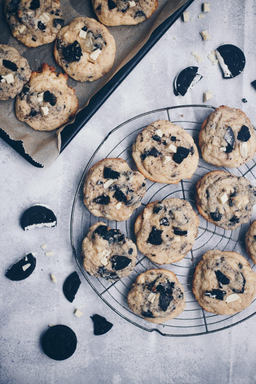 Cookies & Cream Cookies backen