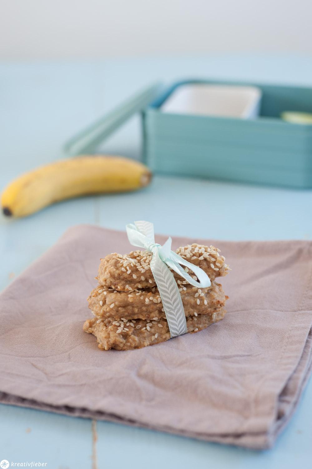 Snacks für Kleinkinder und Babys gesund und zuckerfrei