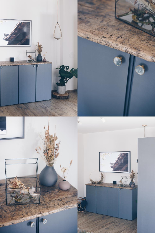 Ikea Ivar Hack - DIY Sideboard für das Wohnzimmer bauen - Schritt für Schritt Anleitung