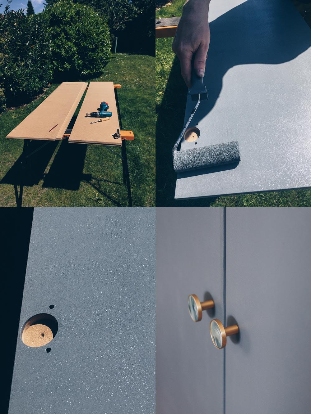 DIY Türen für Billy Regale bauen Schritt für Schritt Anleitung