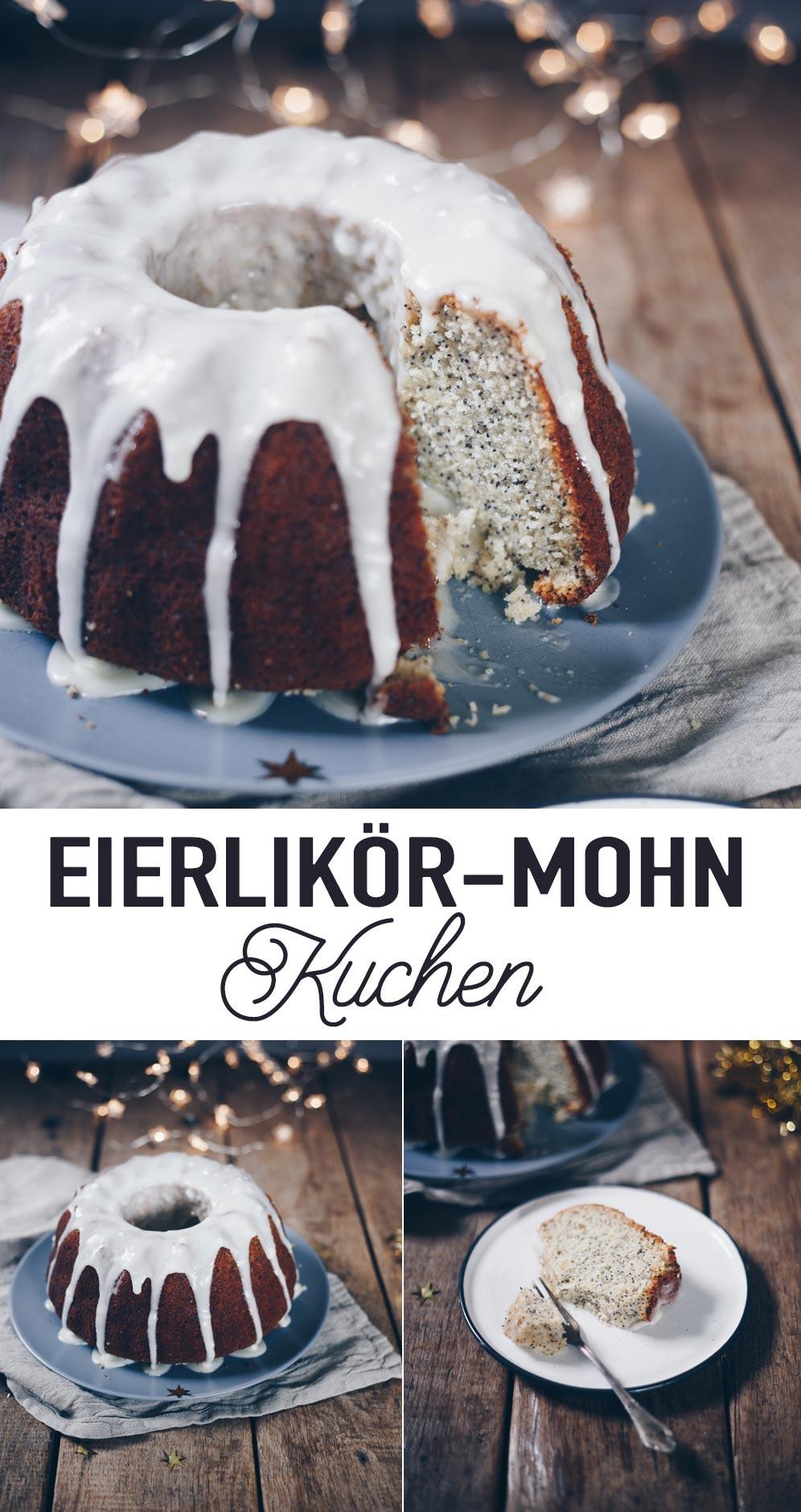 Eierlikör-Mohn-Kuchen Rezeptidee