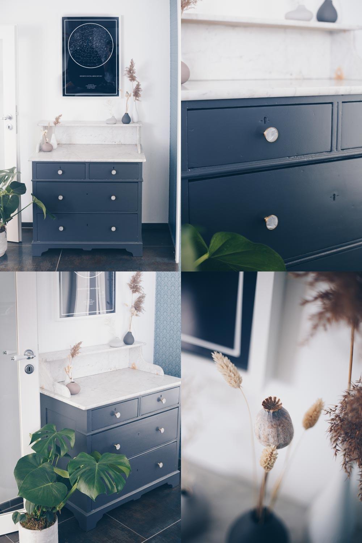 Alte Möbel richtig lackieren - 5 Tipps Holz lackieren - DIY Kommode lackieren
