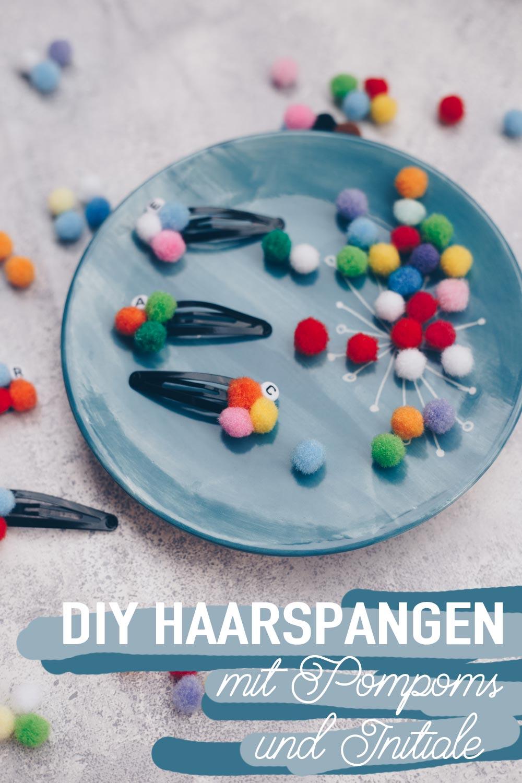 DIY Haarspangen selbermachen