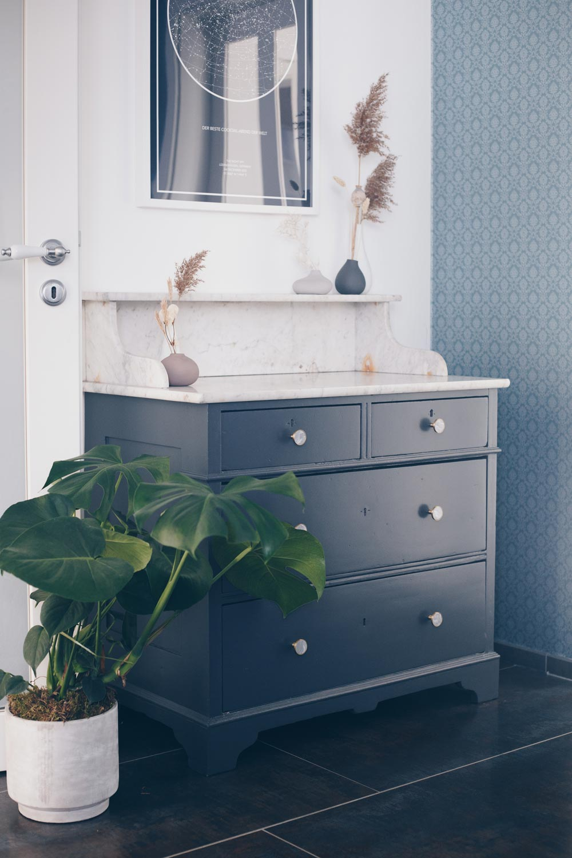 DIY Kommode lackieren - alte Möbel richtig lackieren - 5 Tipps Holzmöbel Upcycling