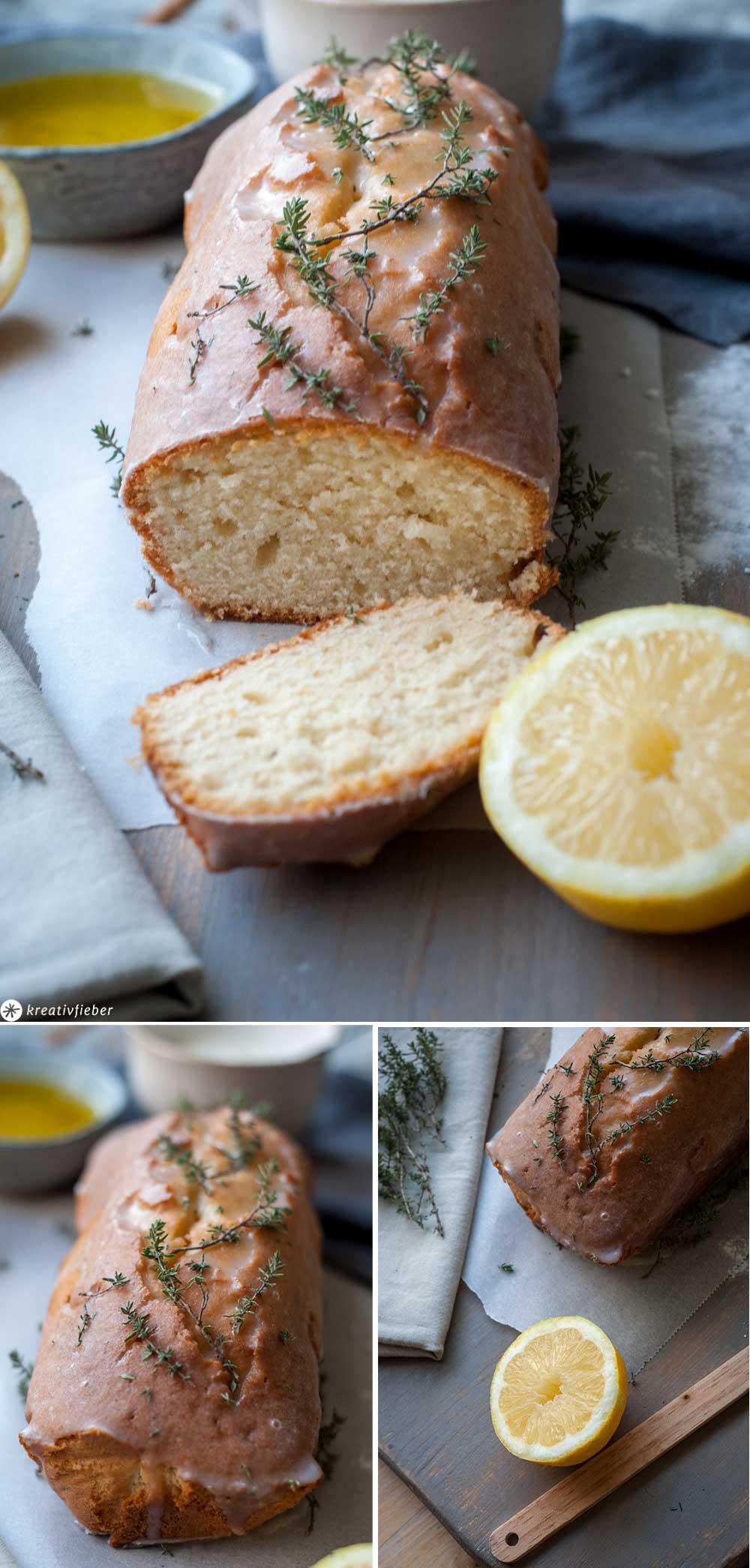 Rezept Olivenölkuchen