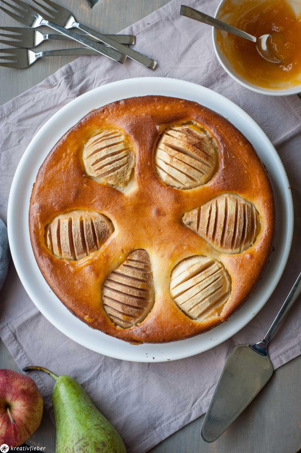Apfel-Birnenkuchen
