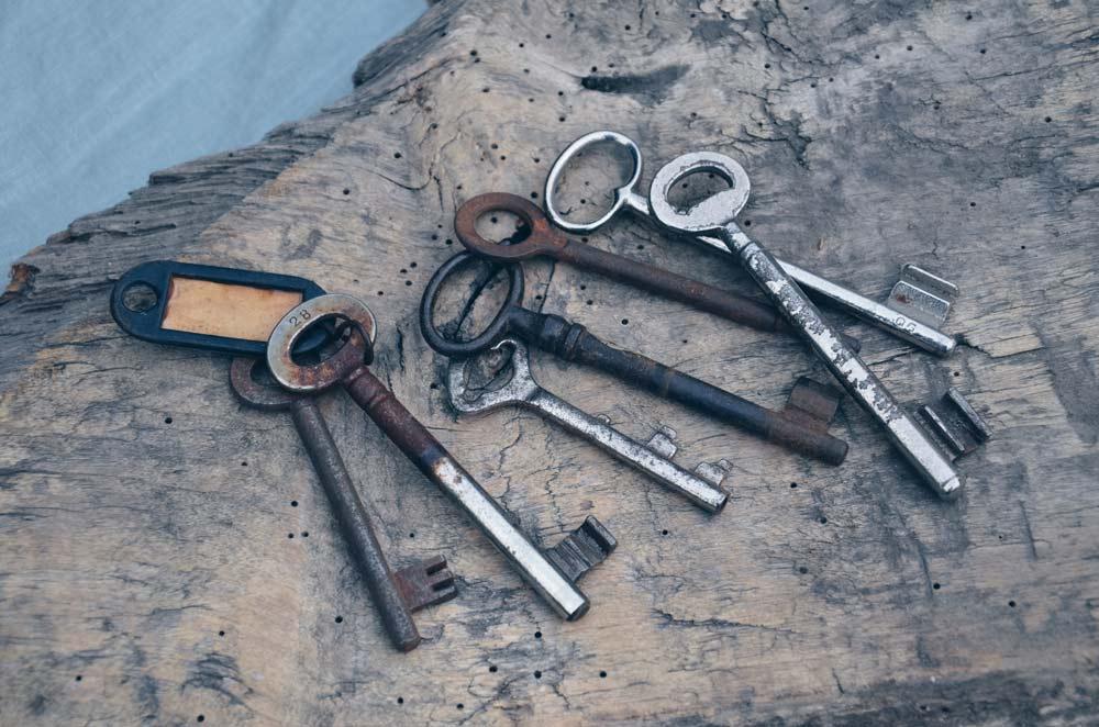 Tipps Vintage Schlüssel kaufen