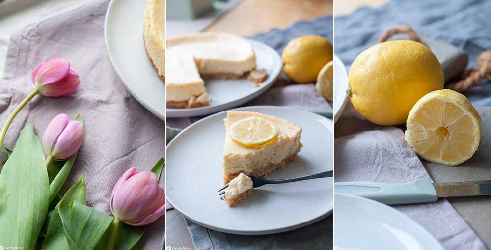 Zitronenpie