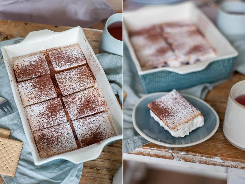 Dessert Amaretto Kirsch